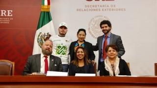 Inauguran INJUVE y SRE Programa de Vinculación para Hijos de Migrantes