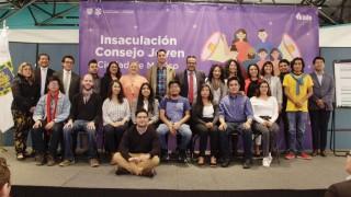 Integra Injuve Consejo Joven de la Ciudad de México
